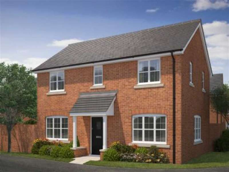 3 Bedrooms Detached House for sale in Becketts Ridge, Shrivenham, Oxfordshire