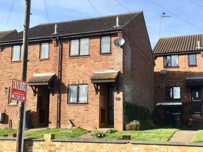 2 Bedrooms Semi Detached House for sale in High Street, Clophill, Bedford, Bedfordshire
