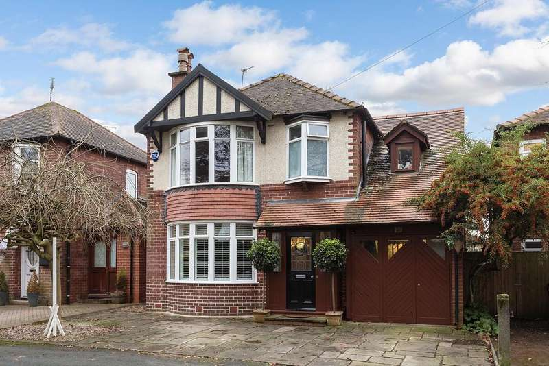 4 Bedrooms Detached House for sale in Welton Drive, Wilmslow