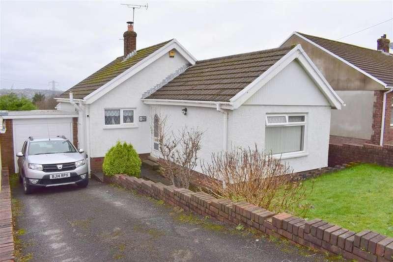 3 Bedrooms Detached Bungalow for sale in Rhydycoed, Birchgrove, Swansea