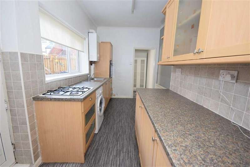 2 Bedrooms Flat for sale in Mortimer Road, South Shields