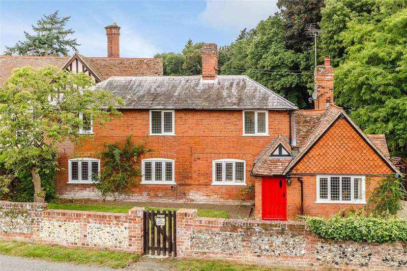 3 Bedrooms Detached House for sale in Hadleigh Road, Higham, Colchester, Suffolk