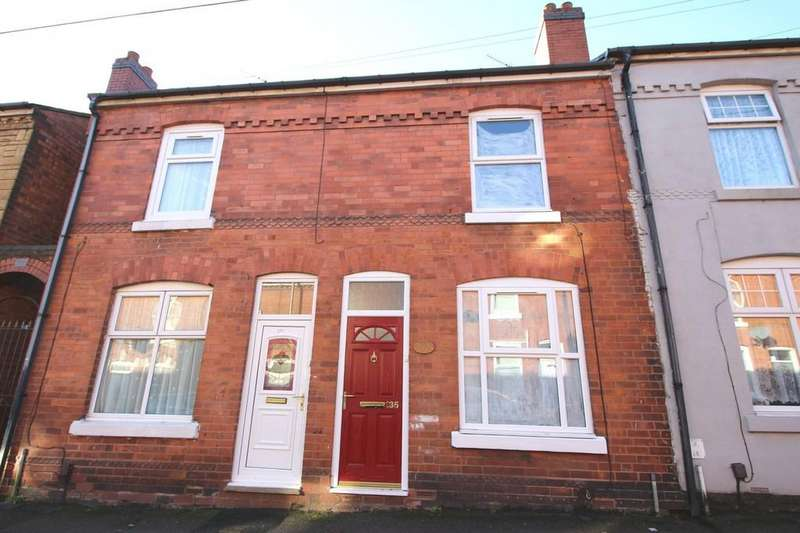 2 Bedrooms Terraced House for rent in Prince Street, Walsall