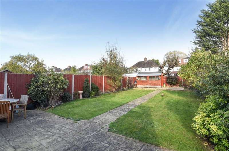 4 Bedrooms Semi Detached House for sale in Orme Road, Kingston Upon Thames