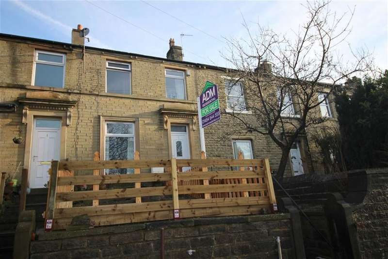 3 Bedrooms Terraced House for sale in Station Lane, Berry Brow, Huddersfield