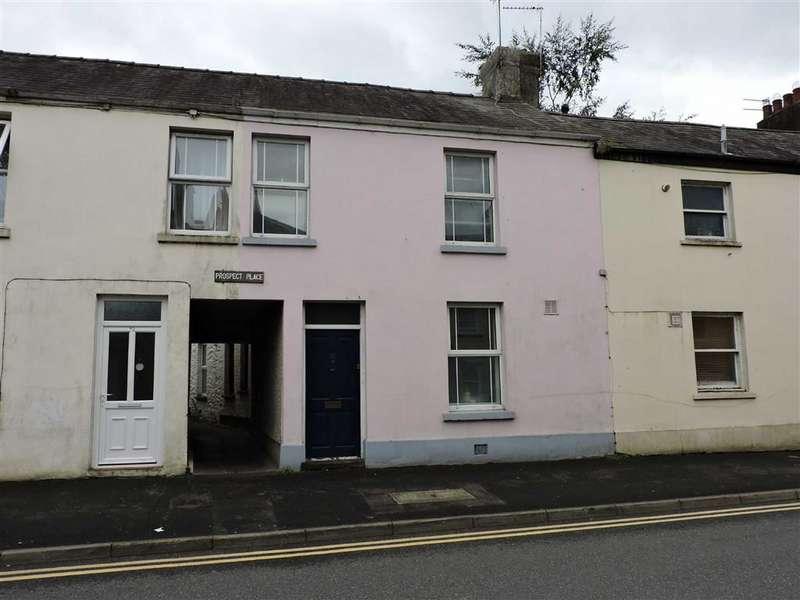 3 Bedrooms Terraced House for sale in Lammas Street, Carmarthen