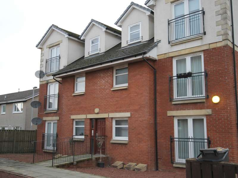2 Bedrooms Flat for sale in 9B Omoa Road, Cleland, Motherwell, ML1 5RQ