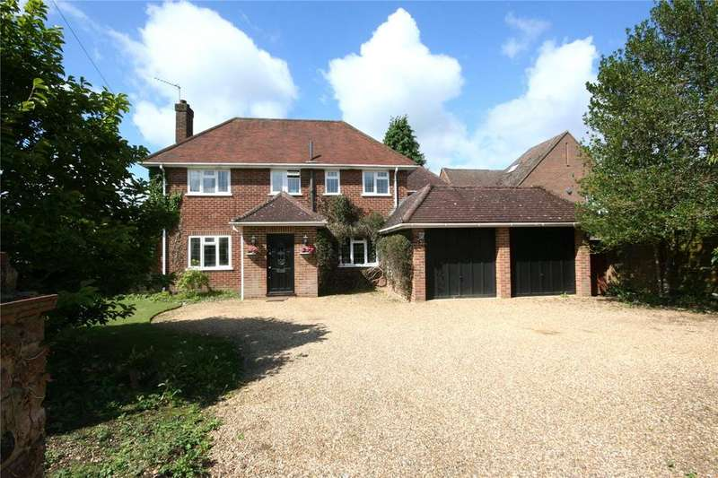 5 Bedrooms Detached House for sale in Denham Lane, Chalfont St Peter, Gerrards Cross, Buckinghamshire