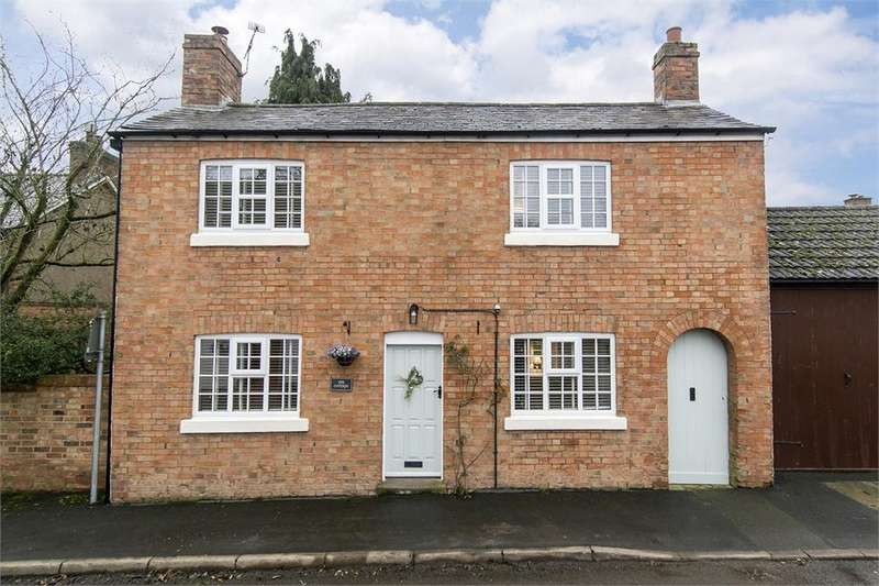 2 Bedrooms Cottage House for sale in Main Street, Bruntingthorpe, Lutterworth, Leicestershire