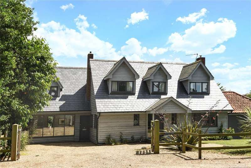 4 Bedrooms Detached House for sale in Front Street, Orford, Woodbridge, Suffolk