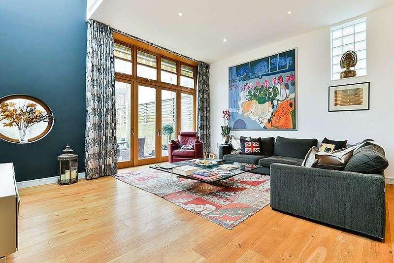 5 Bedrooms House for rent in Brodrick Road, Wandsworth, London, SW17