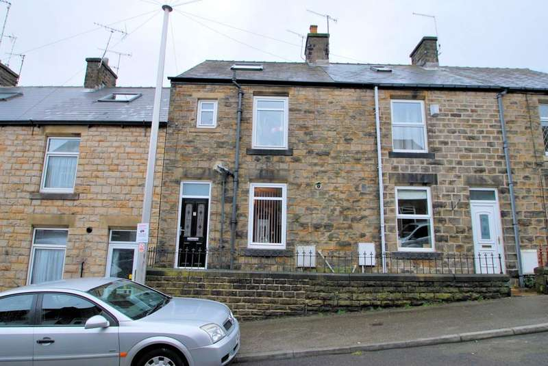 3 Bedrooms Terraced House for sale in Orchard Street Deepcar Sheffield