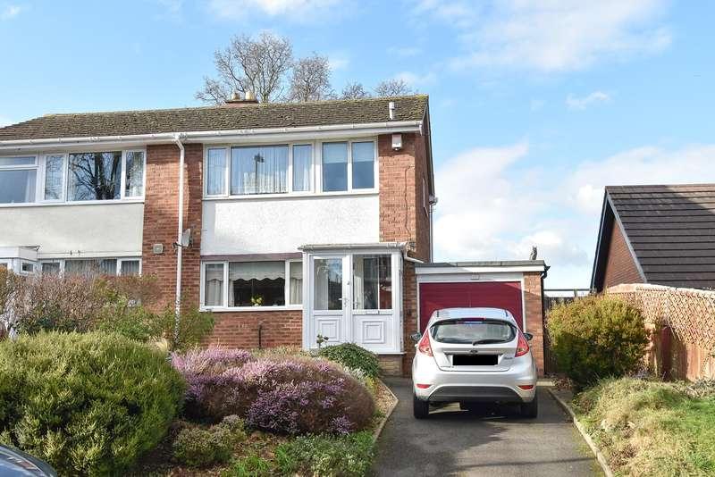 3 Bedrooms Semi Detached House for sale in Woodlands Park Road, Kings Norton, Birmingham, B30