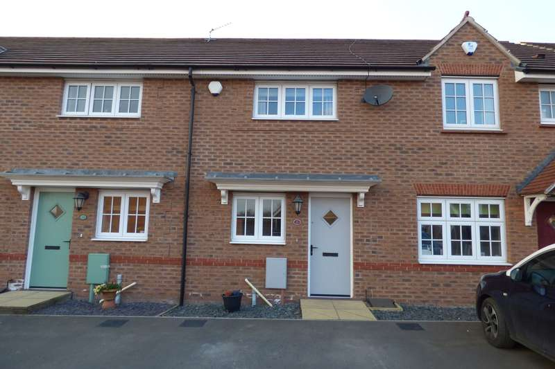 2 Bedrooms Mews House for sale in Corrib Road, Eliot's View, Nuneaton, CV10
