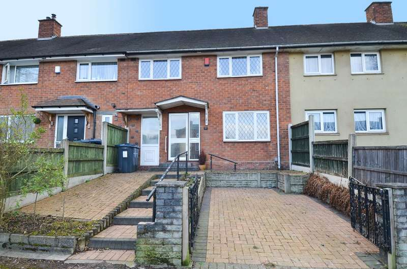 3 Bedrooms Terraced House for sale in Glenavon Road, Kings Heath , Birmingham, B14