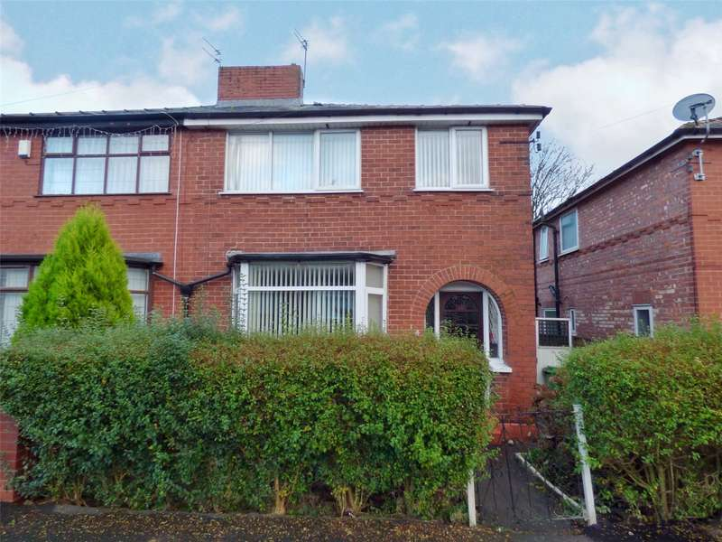 3 Bedrooms Semi Detached House for sale in Arbory Avenue, Moston, Manchester, M40
