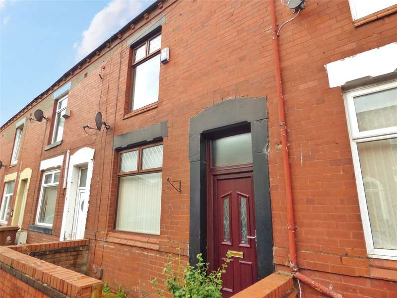3 Bedrooms Terraced House for sale in Faulkenhurst Street, Chadderton, Oldham, OL1