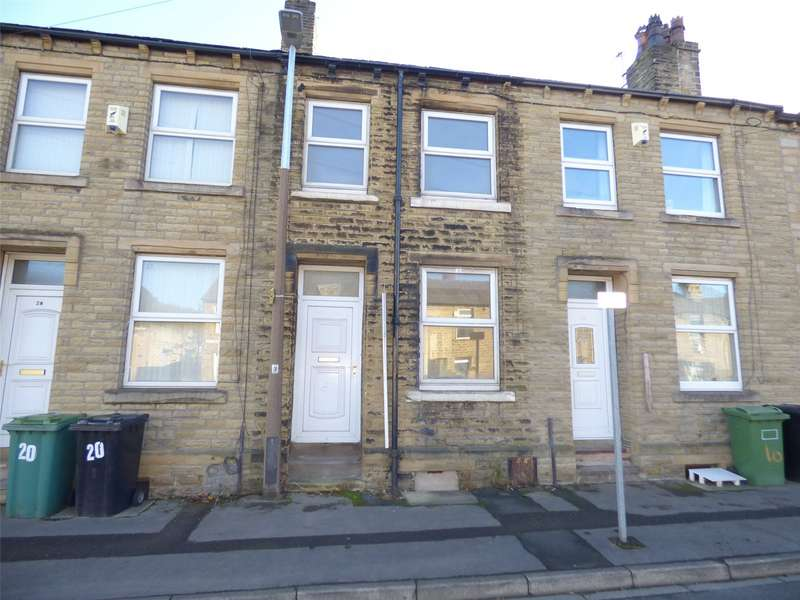 2 Bedrooms Terraced House for sale in Fieldhouse Road, Huddersfield, West Yorkshire, HD1