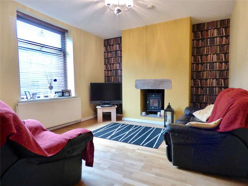 3 Bedrooms Terraced House for sale in Stockport Road, Mossley, Ashton-under-lyne, Lancashire, OL5
