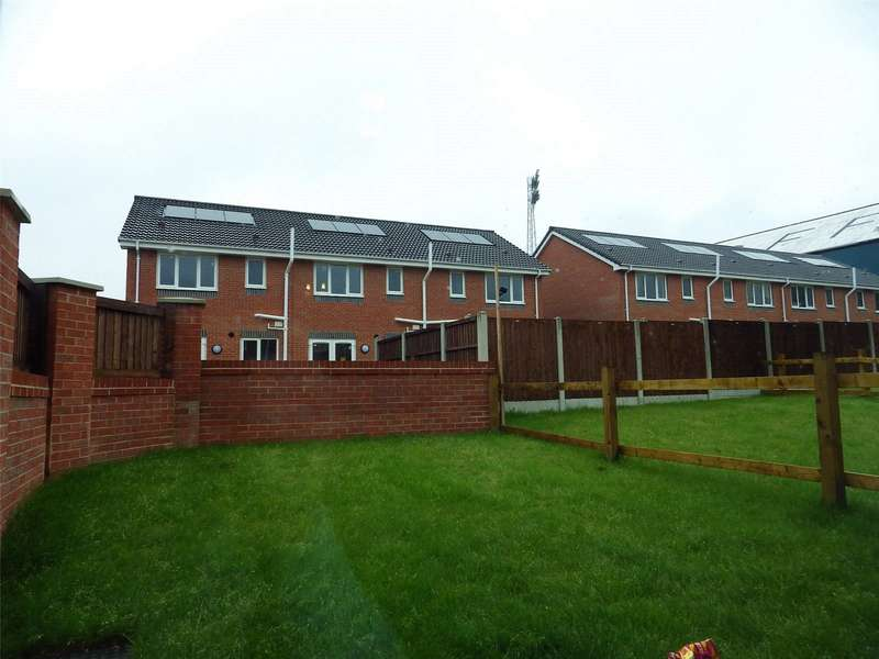 3 Bedrooms End Of Terrace House for sale in Plot 20 Boundary Park, 10 Johnstone Close, Oldham, OL1