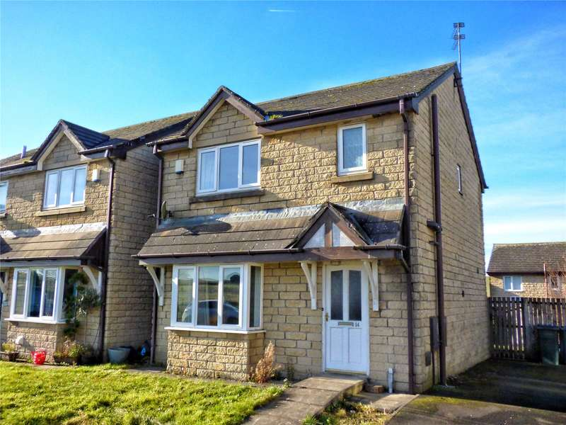 3 Bedrooms Detached House for sale in Chapel View, Loveclough, Rossendale, Lancashire, BB4