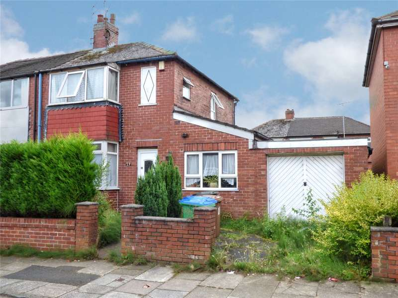 3 Bedrooms Semi Detached House for sale in Harry Street, Castleton, Rochdale, OL11