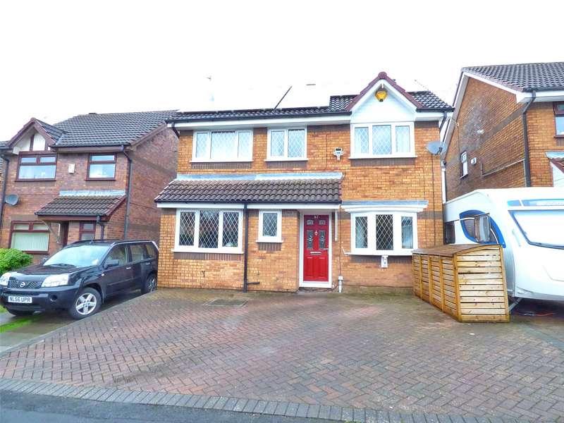 4 Bedrooms Detached House for sale in Bleasdale Street, Royton, Oldham, OL2