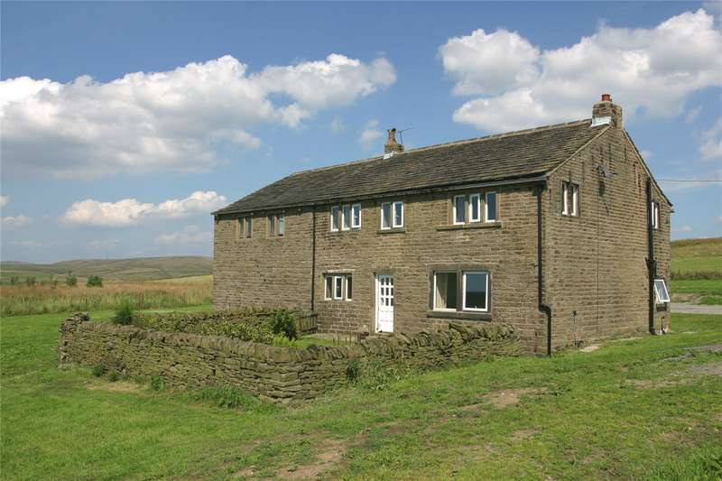 4 Bedrooms Equestrian Facility Character Property for sale in Broad Lane, Heights, Delph, Saddleworth, OL3