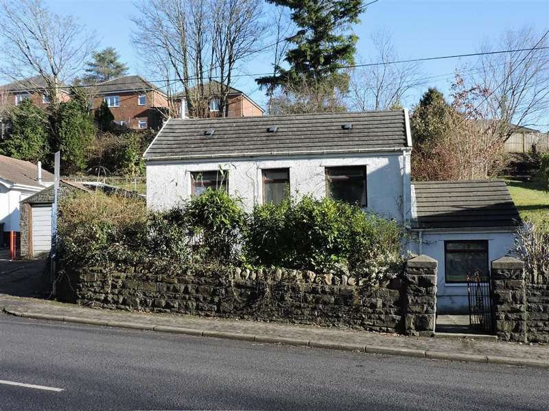 2 Bedrooms Detached House for sale in James Street, Pontardawe