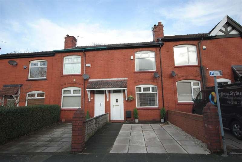 2 Bedrooms Terraced House for sale in Walkden Avenue, Swinley, Wigan.