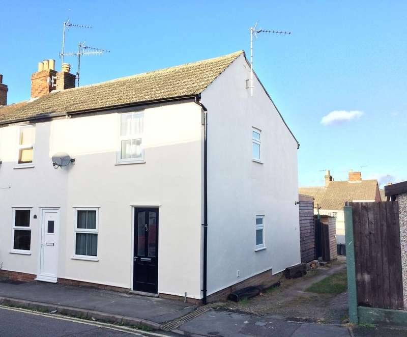 2 Bedrooms End Of Terrace House for sale in Bishops Road, Bury St Edmunds IP33