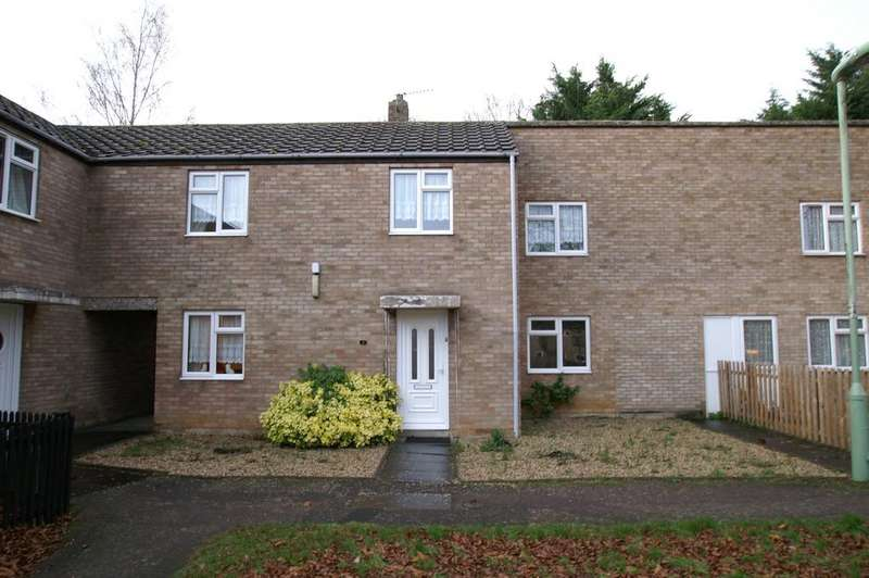 4 Bedrooms Terraced House for sale in Rede Way, Great Cornard, Sudbury CO10