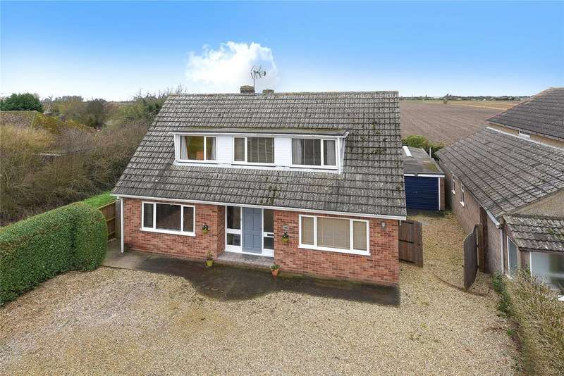3 Bedrooms Detached House for sale in Broadgate, Weston Hills, PE12