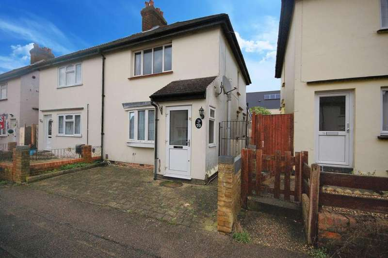 3 Bedrooms Semi Detached House for sale in Ellis Avenue, Stevenage