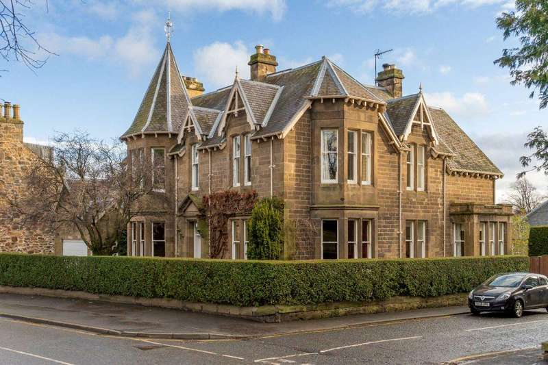 5 Bedrooms Detached House for sale in Ennerdale, Knox Place, Haddington, East Lothian, EH41 4DH