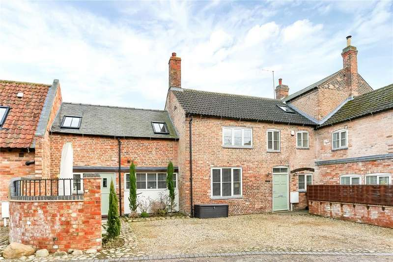 3 Bedrooms Cottage House for sale in Glebe Court, Great Dalby, Melton Mowbray