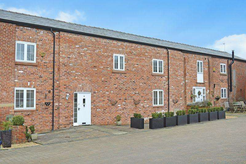 3 Bedrooms Barn Conversion Character Property for sale in Stud Farm Cottages, Lumb Brook Road, Appleton