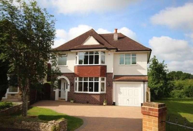 4 Bedrooms Detached House for rent in Keynsham, Bristol