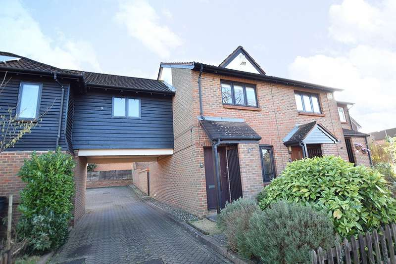 3 Bedrooms End Of Terrace House for sale in Shakespeare Way, Warfield, Berkshire, RG42