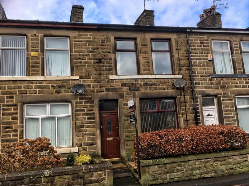 2 Bedrooms Terraced House for sale in Helmshore Road, Haslingden, Rossendale, Lancashire, BB4