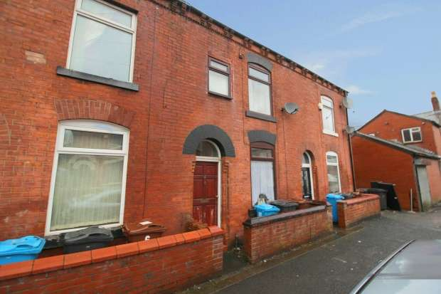 3 Bedrooms Terraced House for sale in Granby Street, Oldham, Greater Manchester, OL9 8EX
