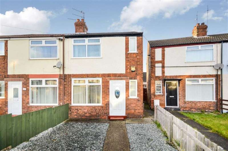2 Bedrooms Property for sale in Cardigan Road, Hull