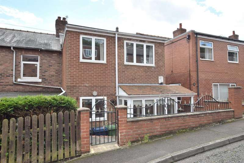 3 Bedrooms End Of Terrace House for sale in Winlaton Mill