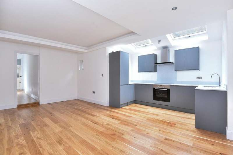 2 Bedrooms Flat for sale in Cambray Road, Balham