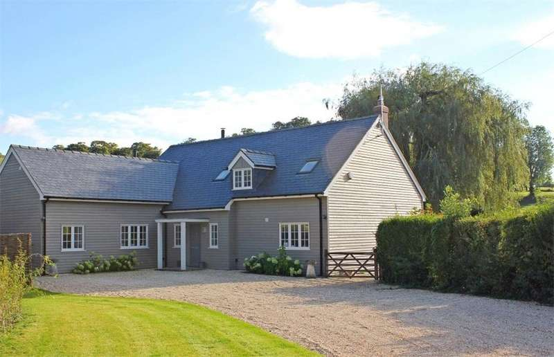5 Bedrooms Detached House for sale in Monxton, Andover, Hampshire, SP11
