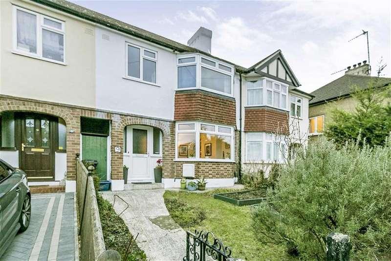 3 Bedrooms Terraced House for sale in Dirdene Gardens, Epsom, Surrey