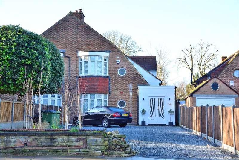 3 Bedrooms Semi Detached House for sale in Kidbrooke Park Road, Blackheath, London, SE3