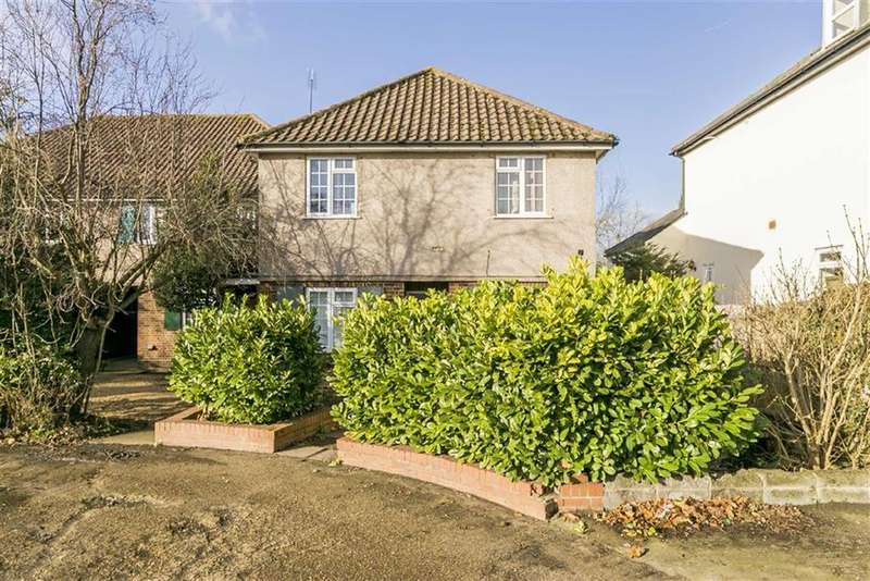 2 Bedrooms Maisonette Flat for sale in Epsom Road, Epsom, Surrey