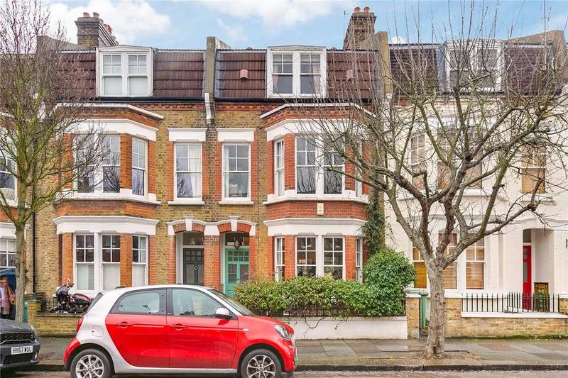 4 Bedrooms Terraced House for sale in Bangalore Street, Putney, London