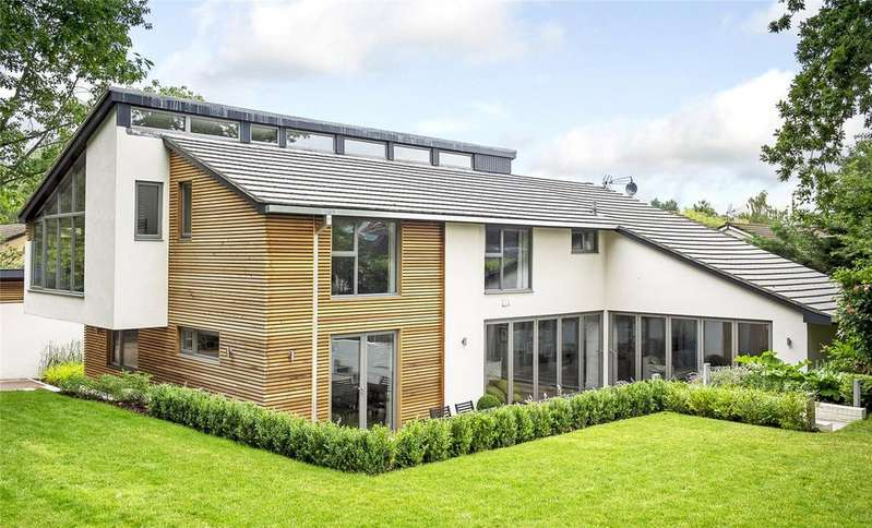 5 Bedrooms Detached House for sale in Burleigh Lane, Ascot, Berkshire